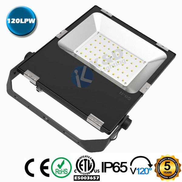 Die Casting Aluminum Shell 50W 120LM/W SMD LED Floodlight With  SMD3030 Chips