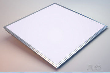 Flat Panel LED Ceiling Light 36W 62 X 62 Cm For Retail / Offices / Schools