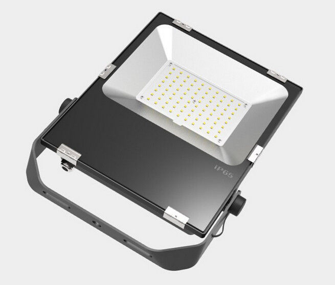 Meanwell / Sosen Driver LED Outdoor 80w Flood Lights With 120° Beam Angle