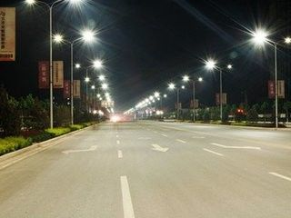 240W LED Street Light 100Lm/W Modular For Industrial With 5 Years Warranty