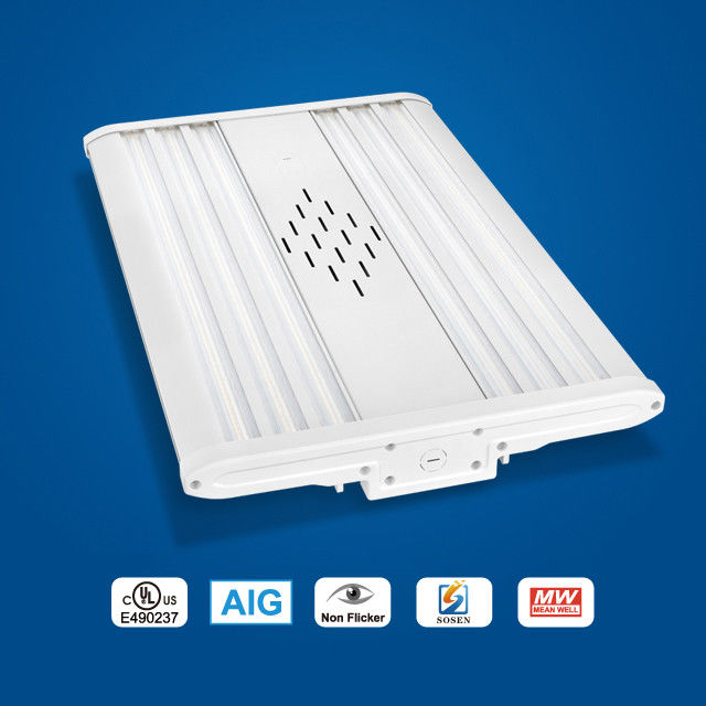 2ft 220w led high bay white  Linear LED High Bay Light  , warehouse high bay, ,suspended linear led highbay light