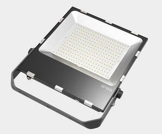 Ultra Slim SMD LED Flood Light 120LPW 200W IP65 Waterproof  LED Flood Light with Meanwell Driver