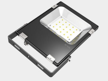No Flicker / Shadow 10 Watt  1200lm LED Flood Light Easy To Instal With 120° Beam Angle